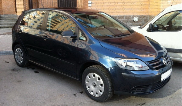 VW Golf plus за 510.000р
